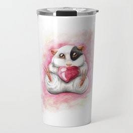 Sweet guinea pig Travel Mug
