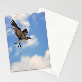 Bird in Flight Stationery Cards