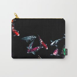 Nishikigoi Koi Coloration Fishes  Carry-All Pouch