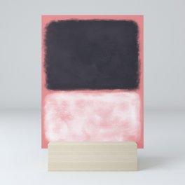 Rothko Inspired #9 Mini Art Print