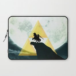 The Horse Of Triforce Laptop Sleeve