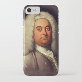 George Frederic Handel, Music Legend iPhone Case