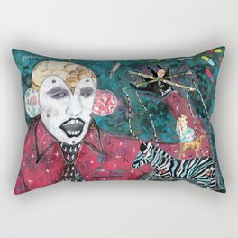 Puppeteer Rectangular Pillow