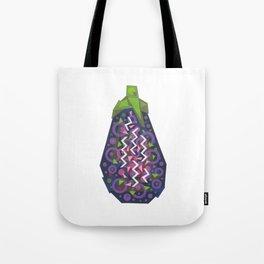 Eggplant (Aubergine) Tote Bag