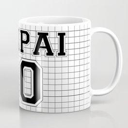 GRID - Black & White SENPAI Ver. Coffee Mug