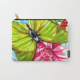 Butterfly Charaxes Eupale Carry-All Pouch