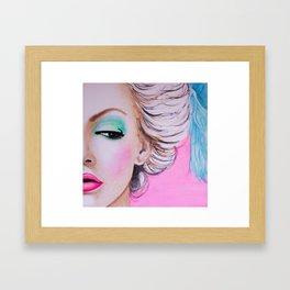 Pastelie Framed Art Print