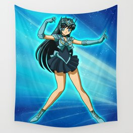 Sailor dragon Wall Tapestry