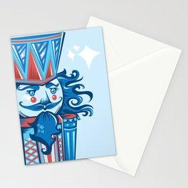 Funky Nutcracker  Stationery Cards