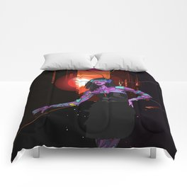 Cybergirl Comforters