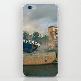 Universal Studios Orlando iPhone Skin
