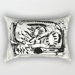 The Scholar Rectangular Pillow