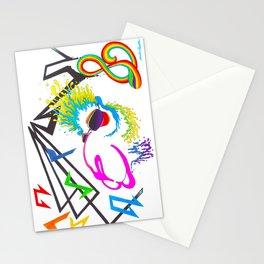 Jammin' Camel Stationery Cards