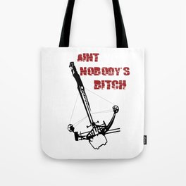 Daryl's Bow Tote Bag