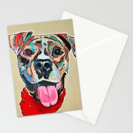 A Dog Named Oli Stationery Cards