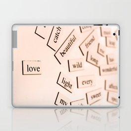 Love (Un)Defined Laptop & iPad Skin
