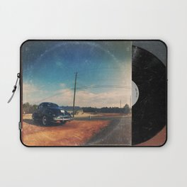 Roadside Classic - America As Vintage Album Art Laptop Sleeve