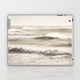 Windswept Waves Laptop & iPad Skin