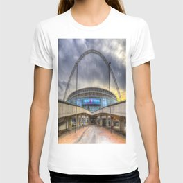 Wembley stadium London T-shirt