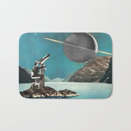 The Astronomer Bath Mat