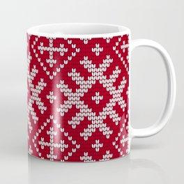Pattern in Grandma Style #25 Coffee Mug