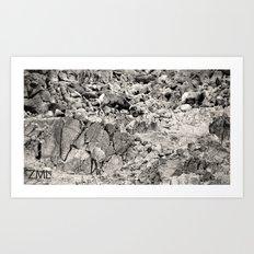 Pariah Art Print