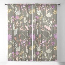 Tulum Sheer Curtain