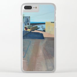 Nisja, urban landscape 118 Clear iPhone Case