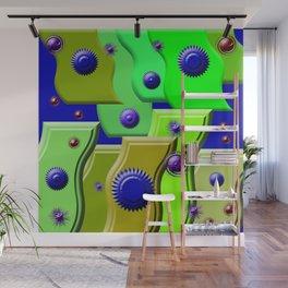 Shapes fun Wall Mural