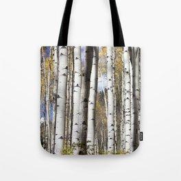 Wander in the Woods Tote Bag