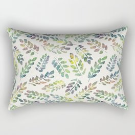 Leaves Pattern 2 Rectangular Pillow