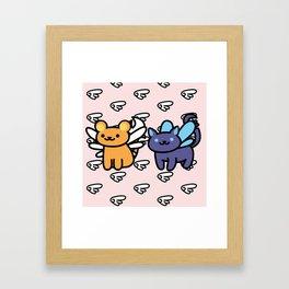 Clow Atsume Framed Art Print