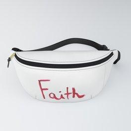 Faith Fanny Pack