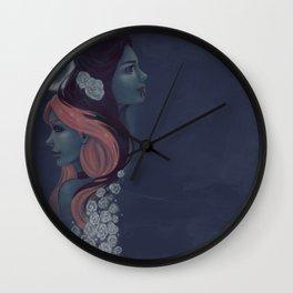 Practical Magic Wall Clock