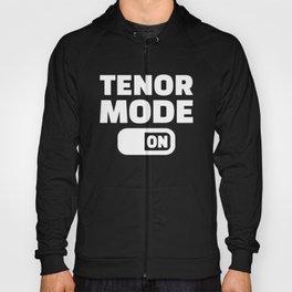 Choir Tenor mode on Hoody