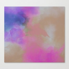 Washed Out 3 Canvas Print