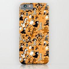 Alt Monster March (Orange) iPhone 6s Slim Case