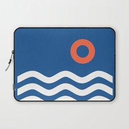 Nautical 03 Seascape Laptop Sleeve