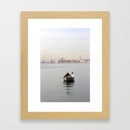 Thessaloniki III Framed Art Print