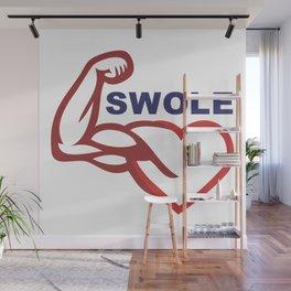 swole- Wall Mural