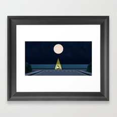 Some wine, some colors, some You Framed Art Print