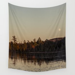 early moon Wall Tapestry