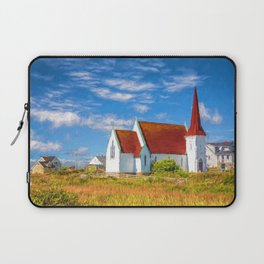 The Village Church Laptop Sleeve