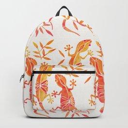 Geckos – Fire Palette Backpack