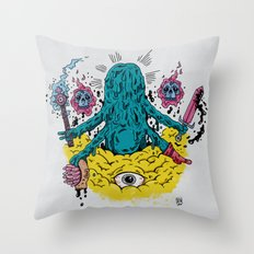 Justices Throw Pillow