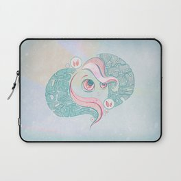 Existence is Subjective Laptop Sleeve