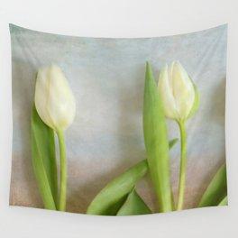 Tulips - JUSTART © Wall Tapestry