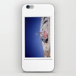 Salvation Mountain Cheki iPhone Skin