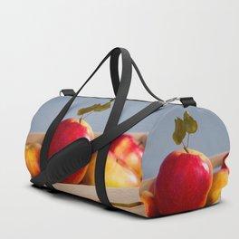 Box of Apples Duffle Bag