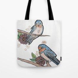 Sparrow and Sparrow Esquire Tote Bag